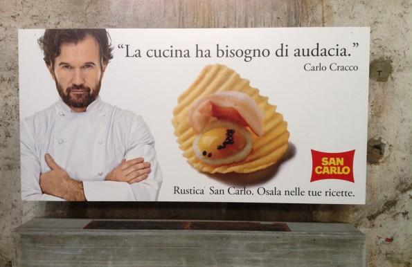 Carlo Cracco, i vegani e l'incendio diRoma